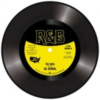 Image of Gil Bernal / Willie J Charles - The Dogs / Feelin' Kind A Lonesome