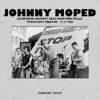 Image of Johnny Moped - In Trafalgar Square 1983