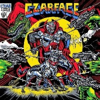 Image of Czarface - The Odd Czar Against Us - Green Vinyl Edition