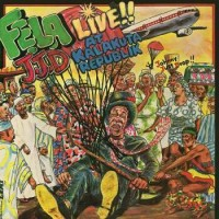 Image of Fela Kuti - Johnny Just Drop (J.J.D.)
