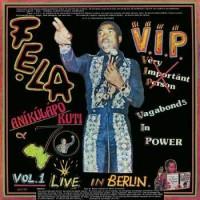 Image of Fela Kuti - V.I.P. (Vagabonds In Power)