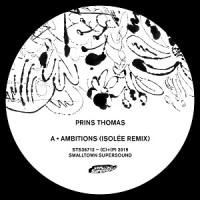 Image of Prins Thomas - Ambitions Remixes II - Inc. Isolée Remix