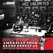 Image of Various Artists - American Folk Blues Festival Live In Manchester 1962