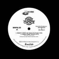 Image of First Choice - Smarty Pants - Inc. DJ Spinna Remix