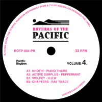 Various Artists - Rhythms Of The Pacific Volume 4