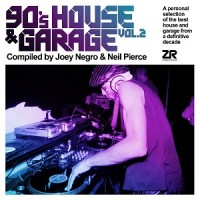 Image of Various Artists - 90's House & Garage Vol. 2 Compiled By Joey Negro & Neil Pierce