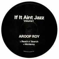 Image of Aroop Roy - If It Ain't Jazz - Volume 1