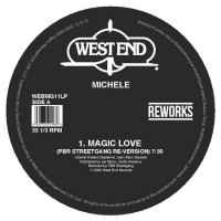 Image of North End / Michele - Kind Of Life, Kind Of Love / Magic Love - PBR Streetgang Re-Versions
