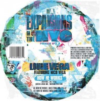 Image of Louie Vega - Expansions In The NYC - Preview EP 2
