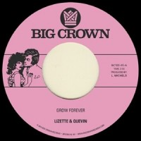 Image of Lizette & Quevin - Grow Forever / Now It's Your Turn To Sing