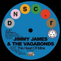 Image of Jimmy James & The Vagabonds / Sonya Spence - This Heart Of Mine / Let Love Flow On