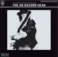 Image of The GR Record Head - The GR Record Head