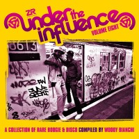 Image of Various Artists - Various ArtistsUnder The Influence Vol.8 Compiled By Woody Bianchi
