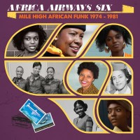 Image of Various Artists - Africa Airways Six (Mile High Funk 1974 - 1981)