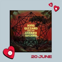 Image of King Gizzard & The Lizard Wizard - Nonagon Infinity (Love Record Stores Edition)