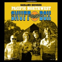Image of Various Artists - Garland Records Pacific Northwest Snuff Box