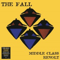 The Fall - Middle Class Revolt - 140g Clear Vinyl