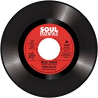 Image of Jerry Butler - Moody Woman / Stop Steppin' On My Dreams