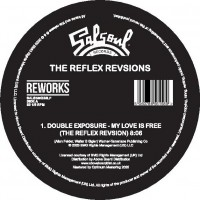 Image of Double Exposure / Instant Funk - My Love Is Free / I Got My Mind Made Up (The Reflex Revisions)