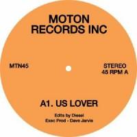 Moton Records Inc - MTN 45