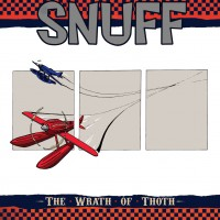 Image of Snuff - The Wrath Of Thoth