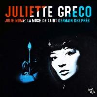 Image of Juliette Greco - Jolie Mome: La Muse De Saint Germain Des Pres