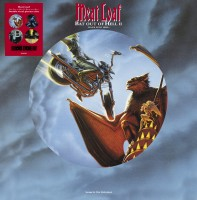 Image of Meatloaf - Bat Out Of Hell II: Back Into Hell