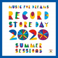 Image of Various Artists - Music For Dreams : Summer Sessions 2020