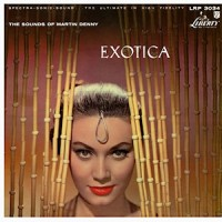 Image of Martin Denny - Exotica - Coloured Vinyl Reissue