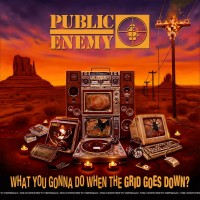 Image of Public Enemy - What You Gonna Do When The Grid Goes Down