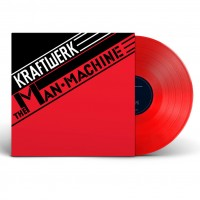 Image of Kraftwerk - The Man-Machine - Coloured Vinyl Reissue