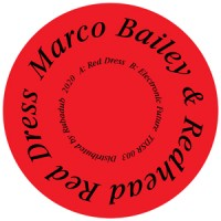 Image of Marco Bailey & Redhead - Red Dress / Electronic Future