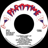 Image of T La Rock & Jazzy Jay - It's Yours