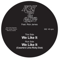 Kon And The Gang - We Like It