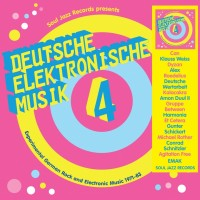 Image of Various Artists - Soul Jazz Records Presents: Deutsche Elektronische Musik 4: Experimental German Rock And Electronic Music 1971-83