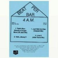 Beat Per Bar / 4 A.M. - Beat Per Bar / 4 A.M.