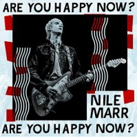 Nile Marr - Are You Happy Now? - Piccadilly Exclusive Signed Coloured Vinyl