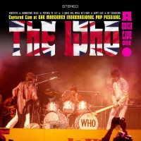 Image of The Who - A Quick Live One