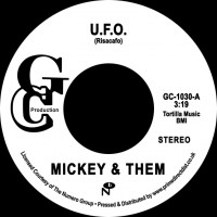 Image of Mickey & Them - U.F.O. / Hey, Brother Man