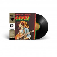 Image of Bob Marley & The Wailers - Live! - Half-Speed Master Edition