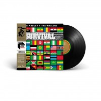 Image of Bob Marley & The Wailers - Survival - Half-Speed Master Edition