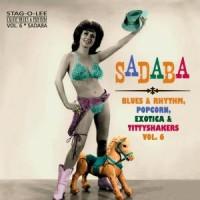 Image of Various Artists - Sadaba! Exotic Blues & Rhythm Vol. 6