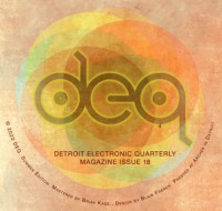 Image of Various Artists - DEQ Music Magazine 17_18 Compilation