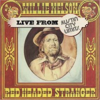 Image of Willie Nelson - Live At Austin City Limits, 1976
