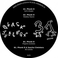 Image of Phonk D - Shir Khan Presents Black Jukebox 31