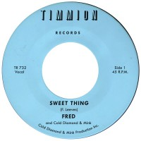 Image of Fred - Sweet Thing (feat. Cold Diamond & Mink)