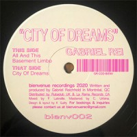 Gabriel Rei - City Of Dreams