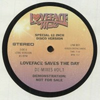 Loveface - De-mixes Vol 1