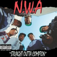 Image of NWA - Straight Outta Compton - Back To Black Edition