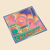 Image of Raissa Pardini & Pooneh Ghana - 2021 Music Polaroid Calendar